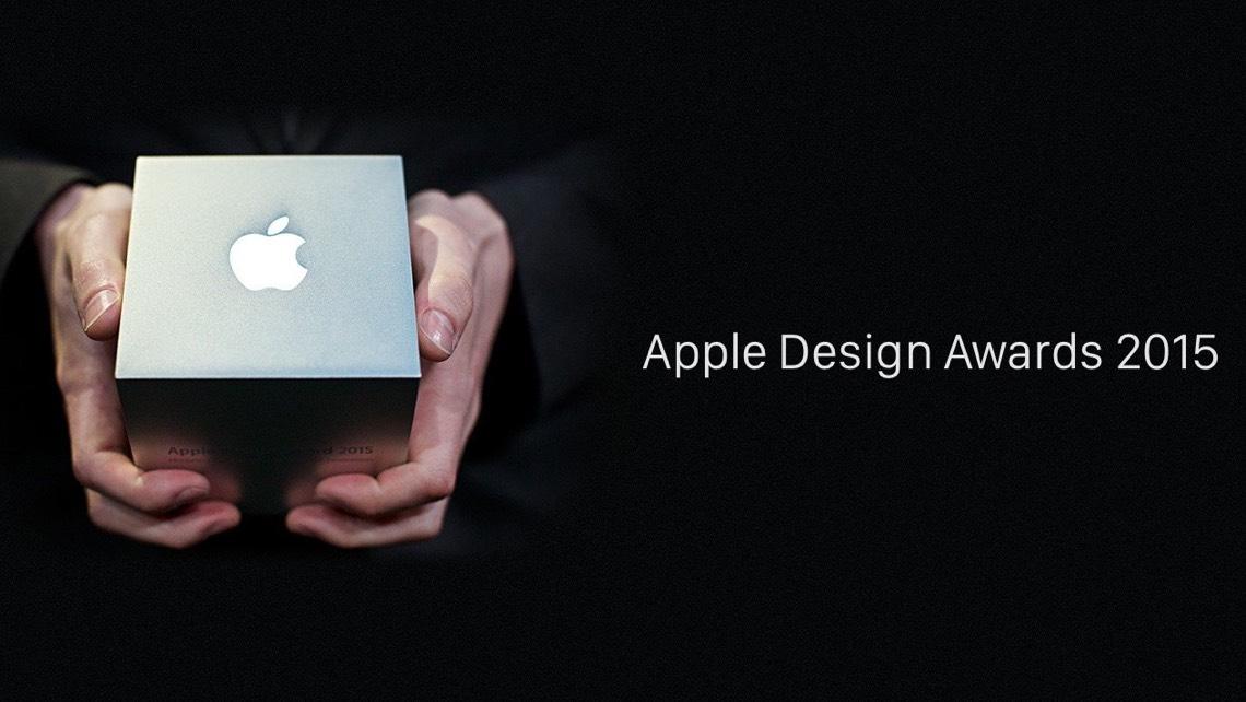 Apple Design Awards 2015