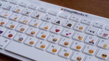 Emoji-tastatur
