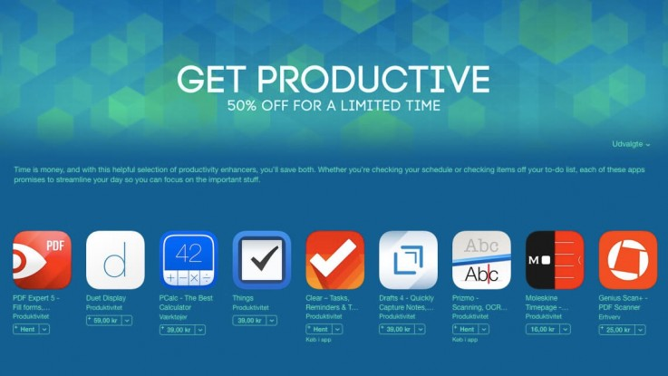get-productive-kampagne-app-store