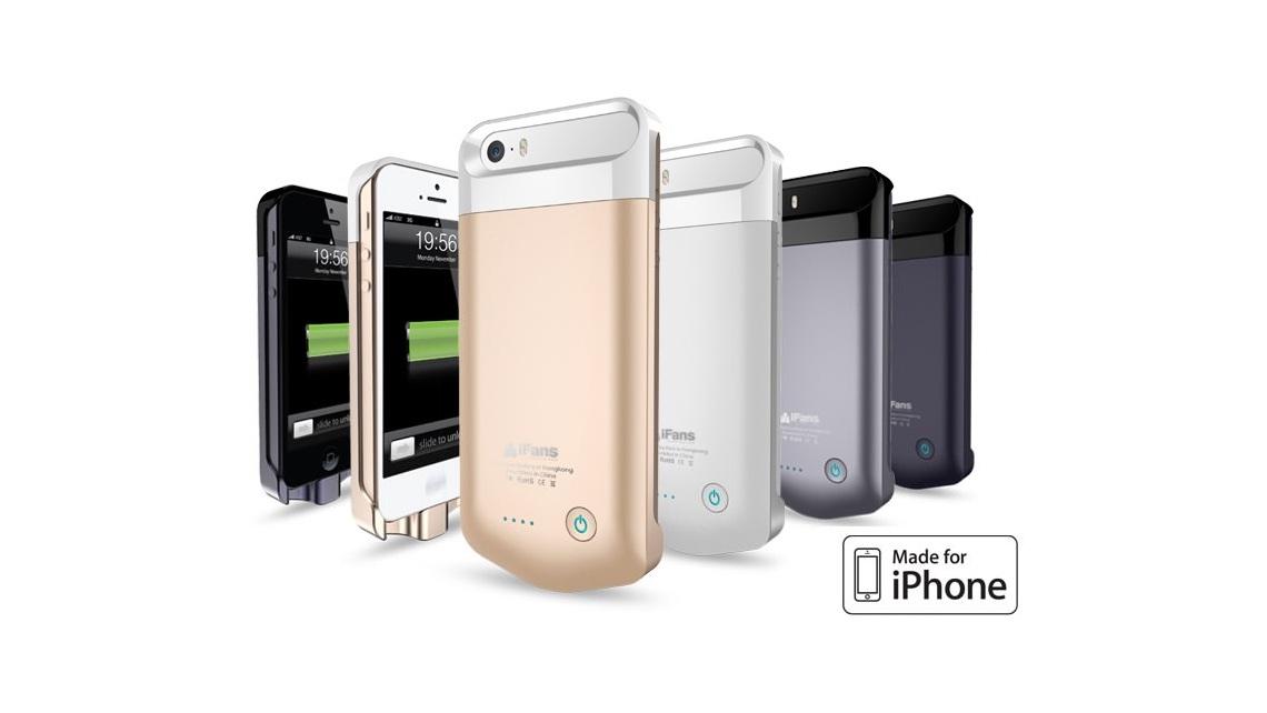 Rask Elegant battericover til iPhone 5/5s | FJ-96