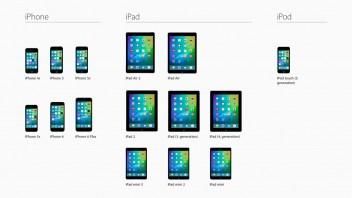 iOS 9 enheder