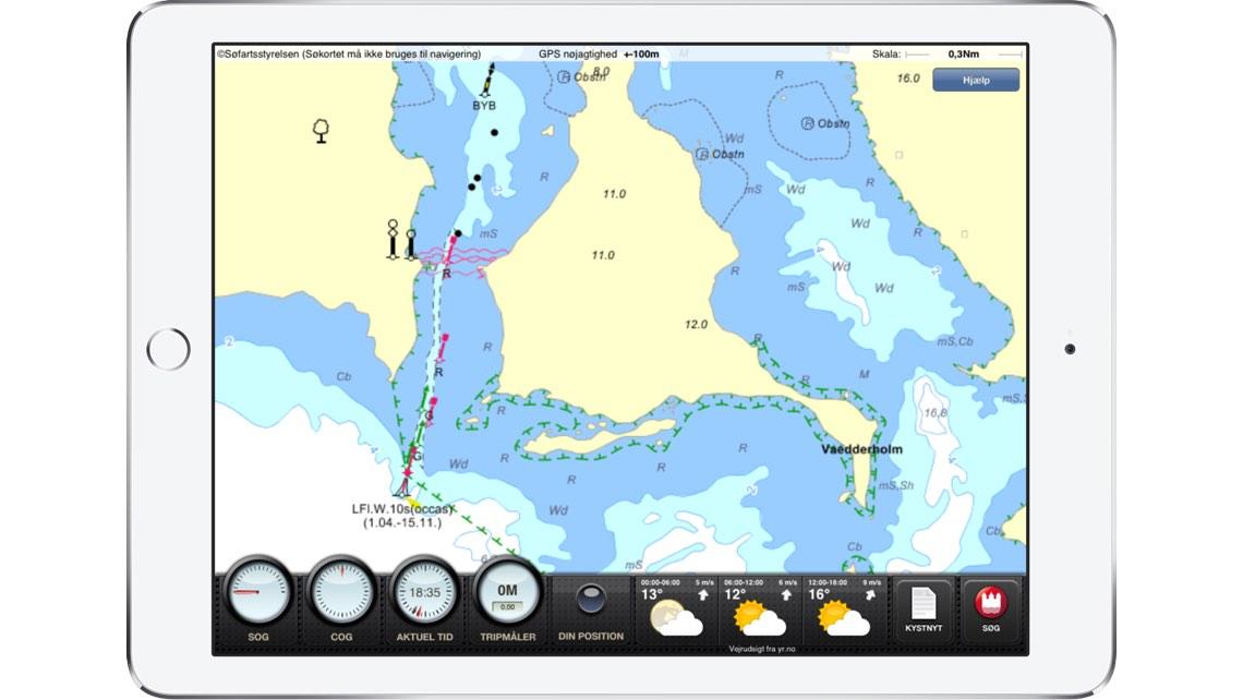 526e0959f41 Krak lancerer gratis søkort til iPaden