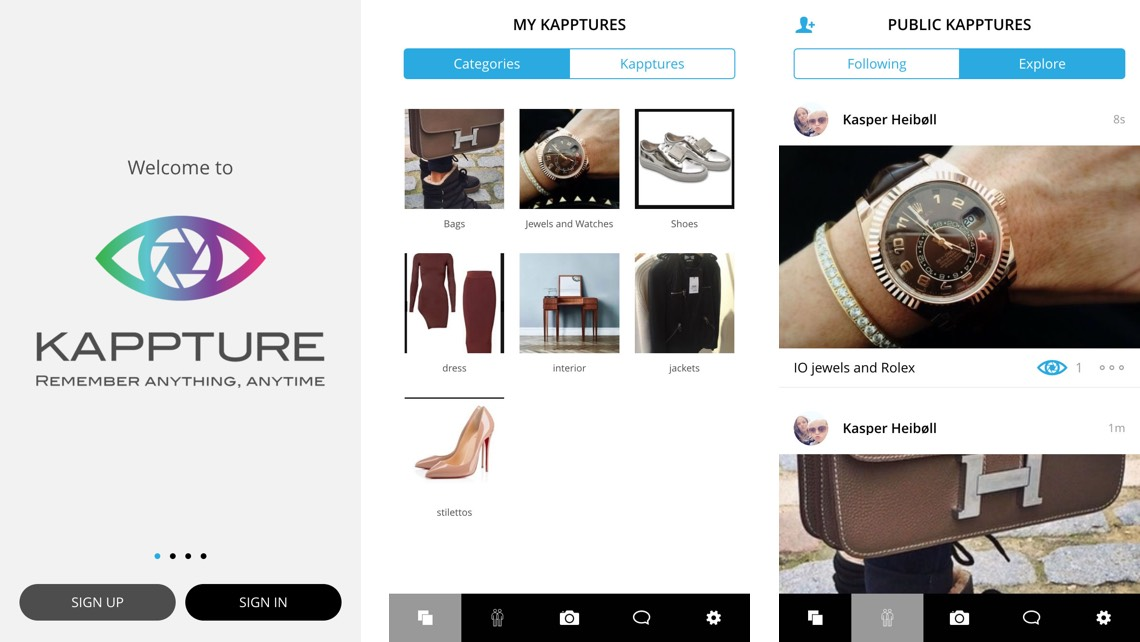 Kappture-app