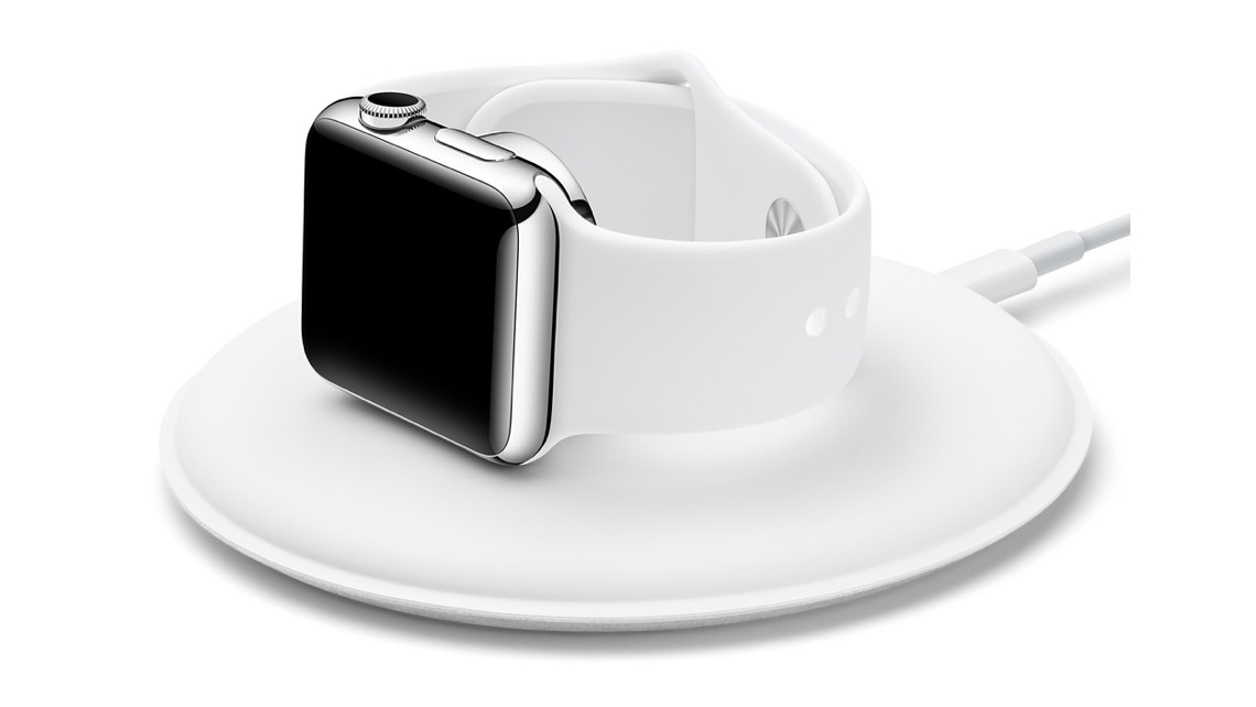 Magnetisk dock til Apple Watch