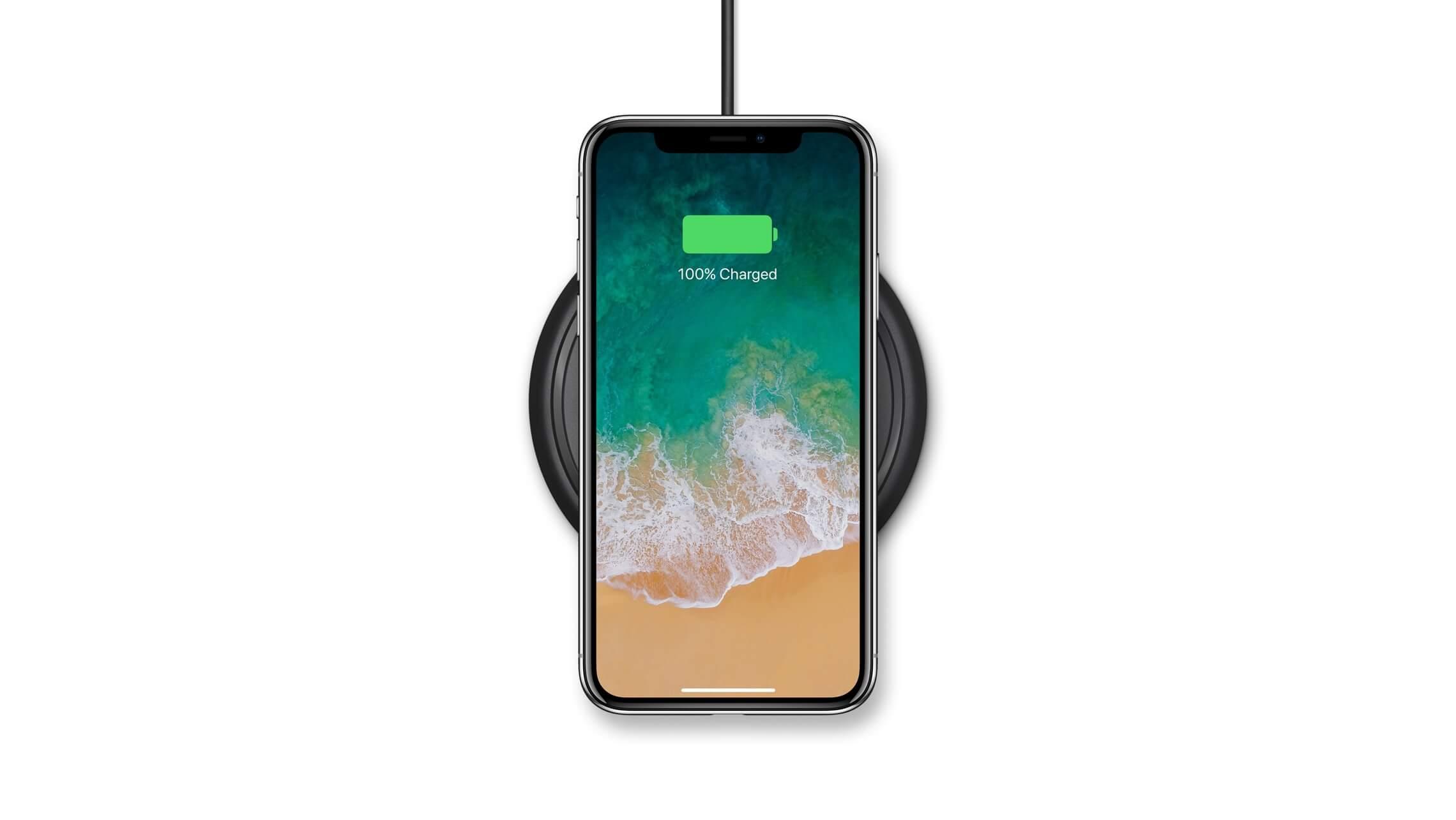 iphone lader effekt