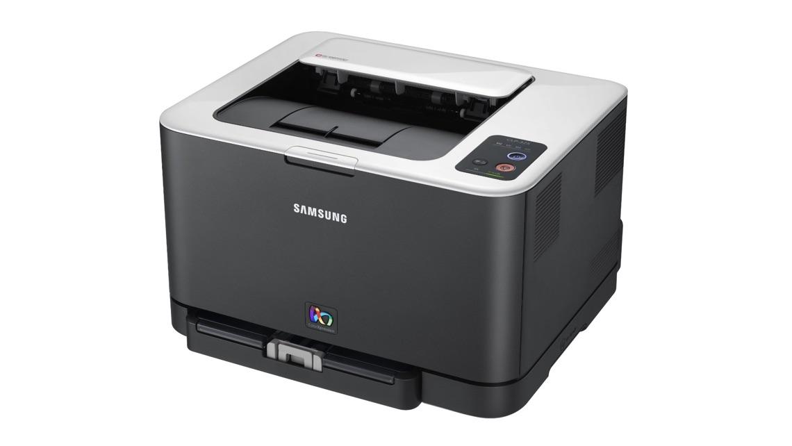 anmeldelse samsung clp 325w farve laserprinter on x. Black Bedroom Furniture Sets. Home Design Ideas