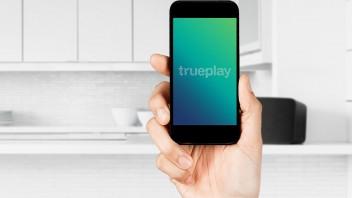 Sonos Trueplay med iPhone
