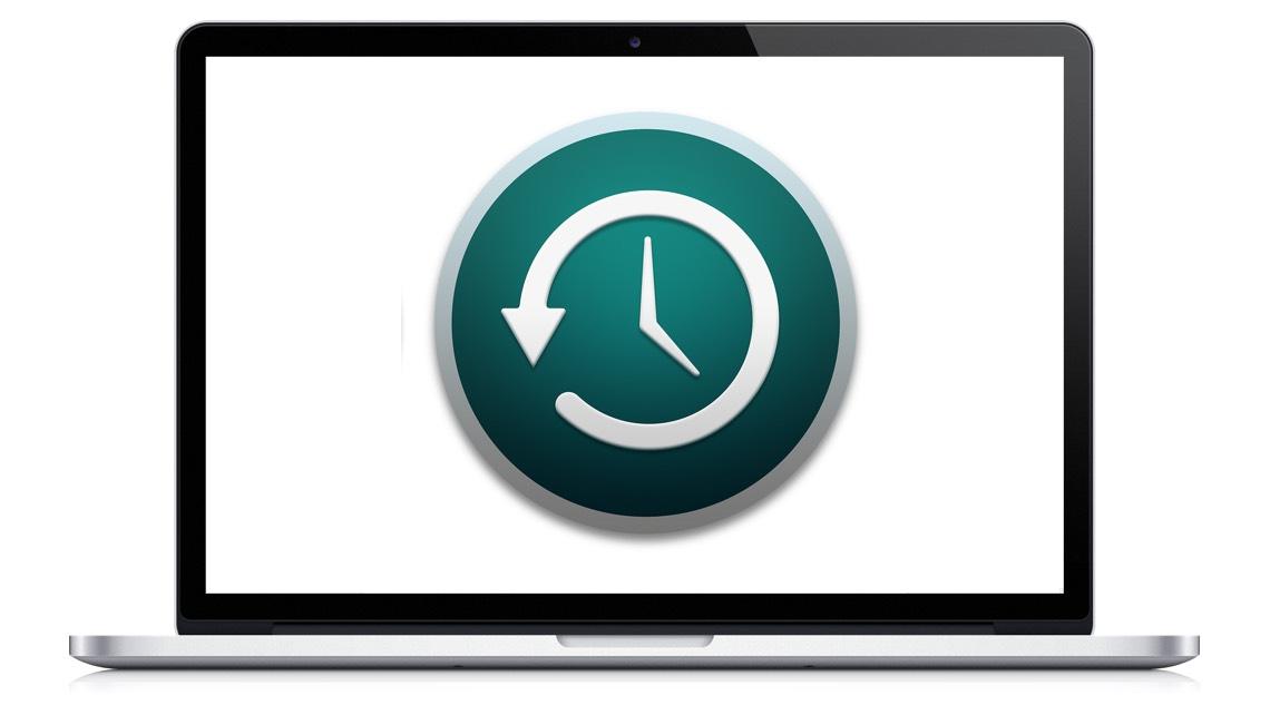 macbook pro time machine